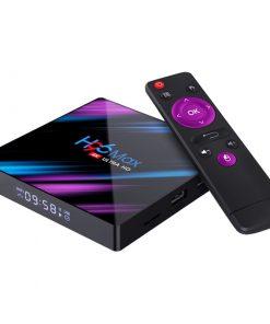 Box tv android telecommande