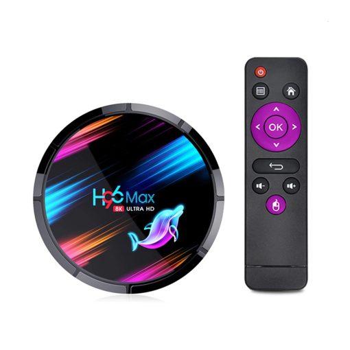 BOX TV H96 MAX X3