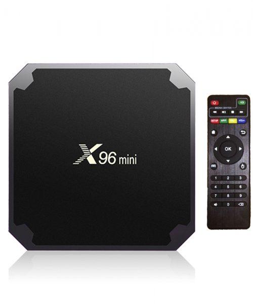 BOX TV X06 Mini
